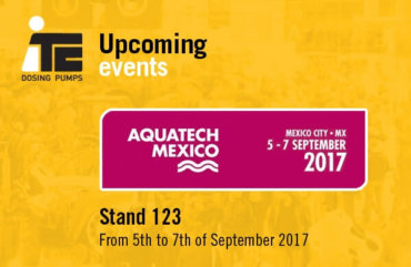 Next meeting Aquatech Mexico